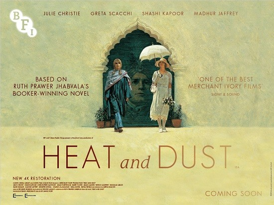 Merchant Ivory's HEAT & DUST
