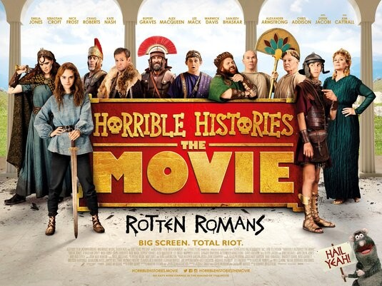 Horrible Histories - The Movie: Rotten Romans