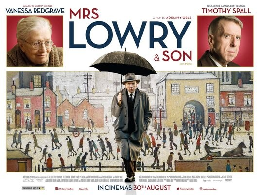 Mrs Lowry & Son + Gallery Talk with Tim Spall