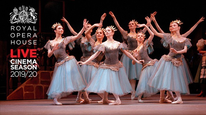 COPPELIA (Royal Ballet Live)