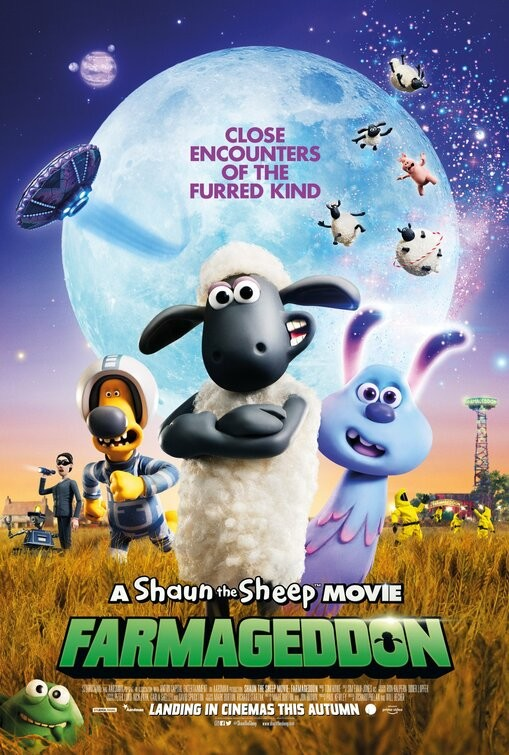 Shaun The Sheep: Farmageddon