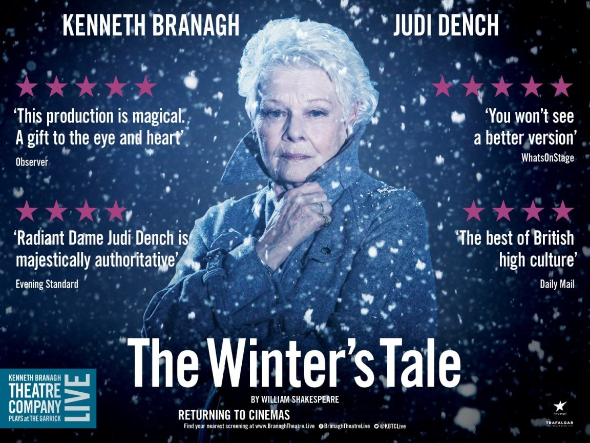The Winter's Tale - with Judi Dench