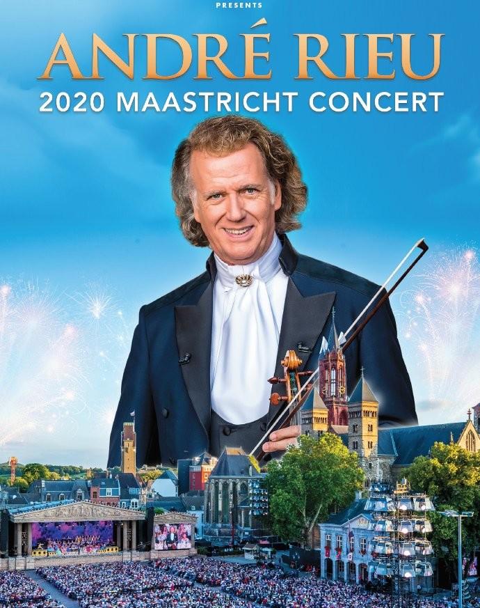 André Rieu - 2020 Maastricht Concert