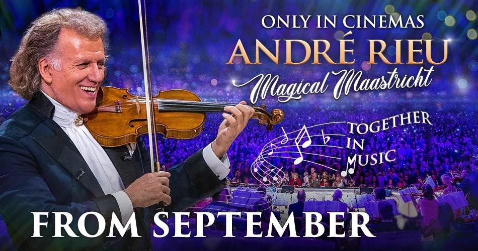 Andre Rieu - Magical Maasrtricht