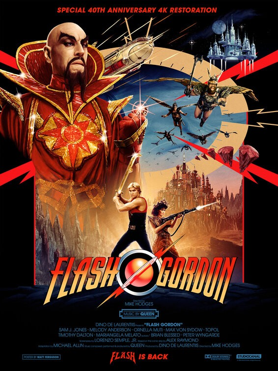 Flash Gordon (40th Anniversary Restoration)