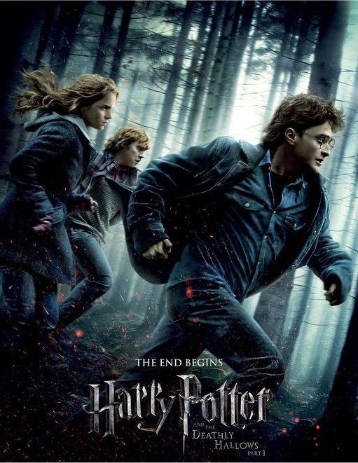 Harry Potter & The Deathly Hallows Pt-1