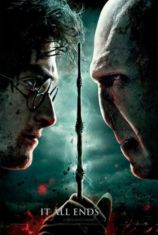 Harry Potter & The Deathly Hallows Pt-2