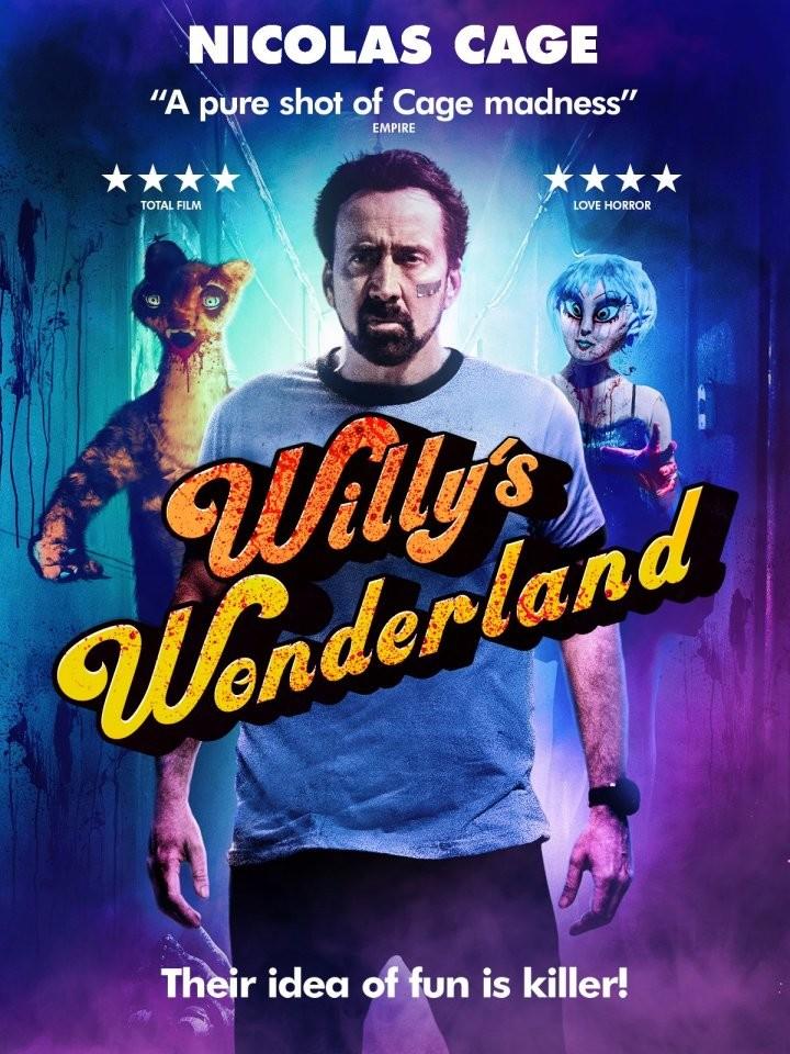 Virtual Screening - Willy's Wonderland