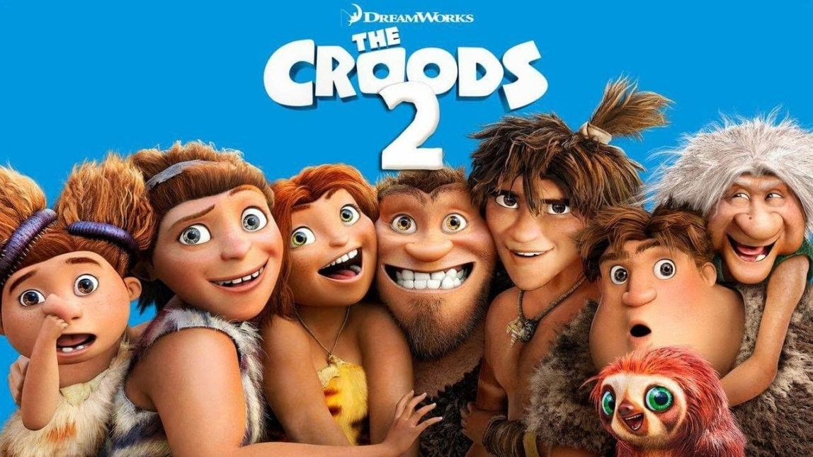 The CROODS - A New Age
