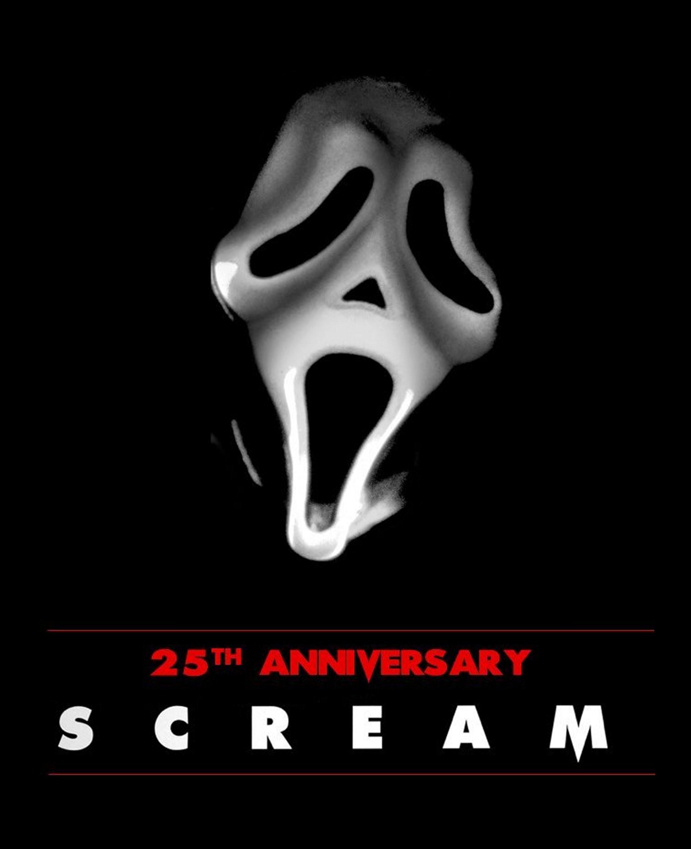 SCREAM - 25th Annivesary