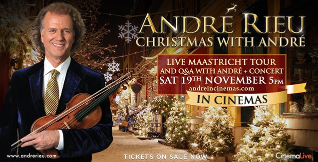 ANDR� RIEU - Christmas with Andr�