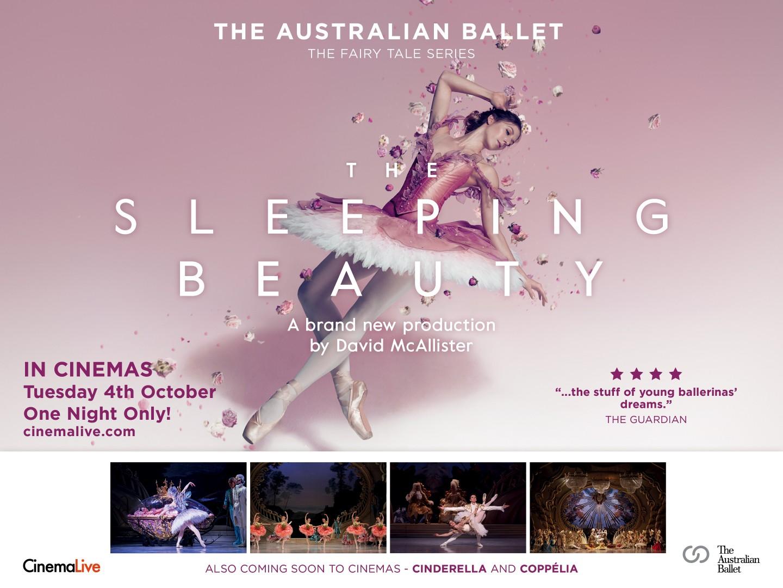 The Australian Ballet: THE SLEEPING BEAUTY