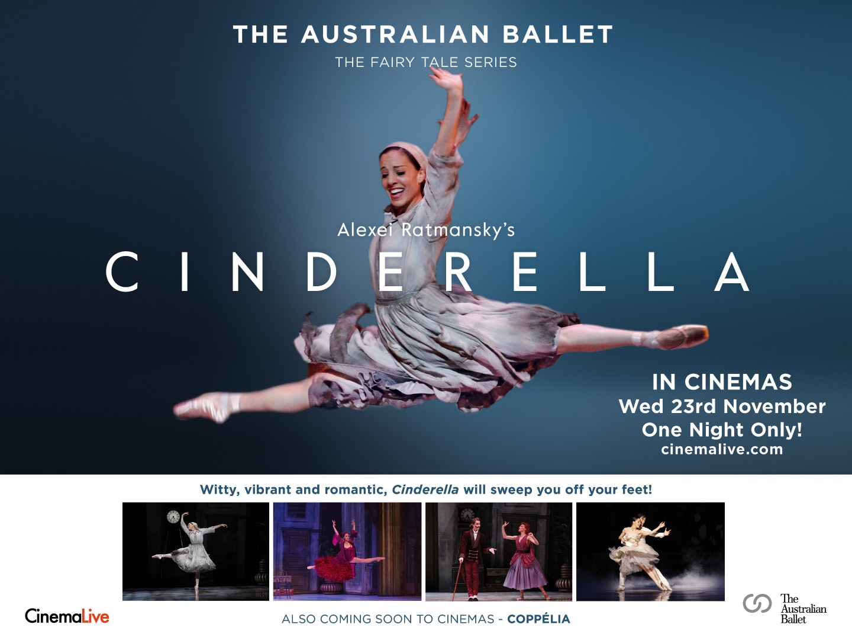 The Australian Ballet: Cinderella