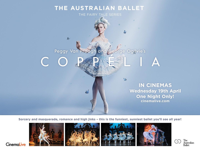 The Australian Ballet: Coppélia