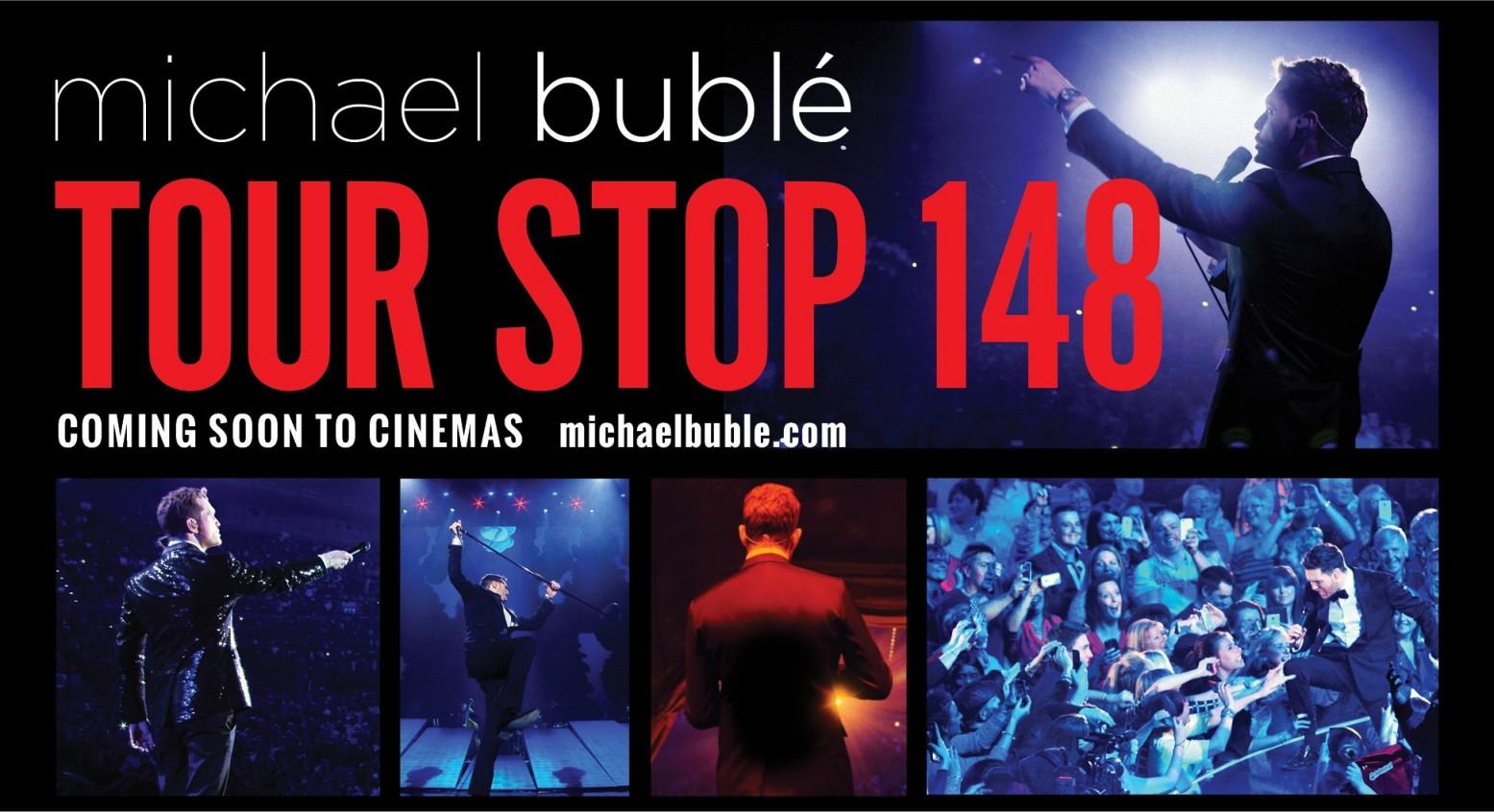 Michael Bubl� - TOUR STOP 148
