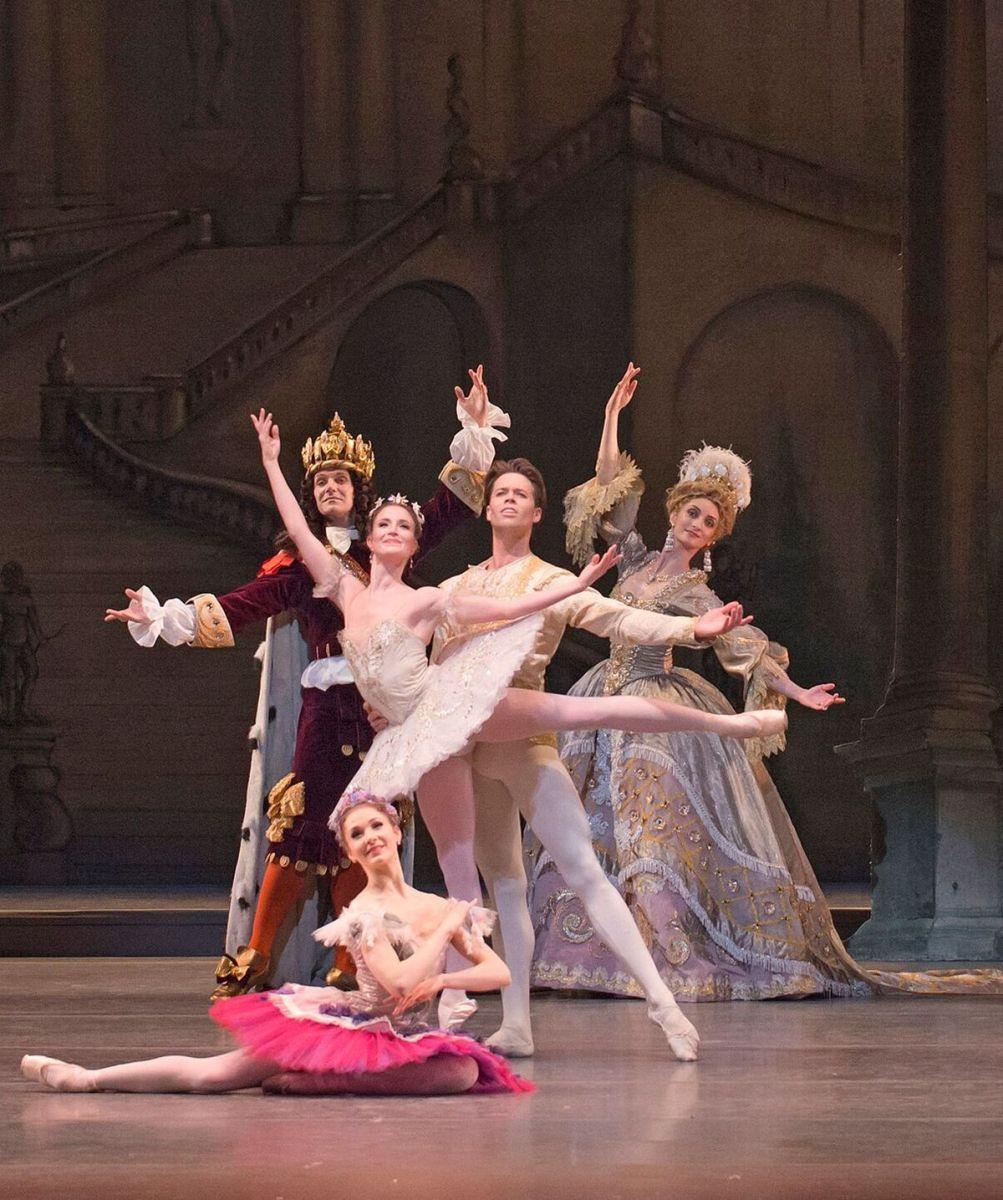Royal Ballet: The Sleeping Beauty