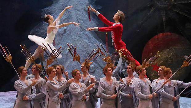 Bolshoi Ballet 2016-2017: The Nutcracker
