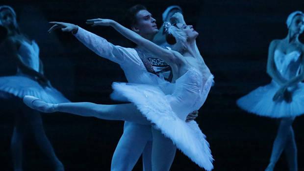 Bolshoi Ballet 2016-2017: Swan Lake