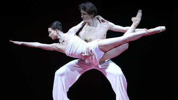 Bolshoi Ballet 2016-2017: A Contemporary Evening