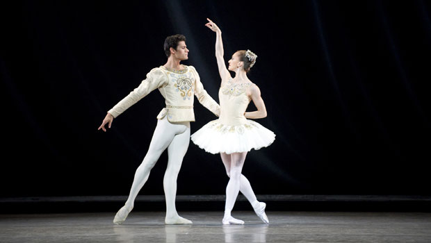 ROH - Royal Ballet 2016/17 Season: Jewels