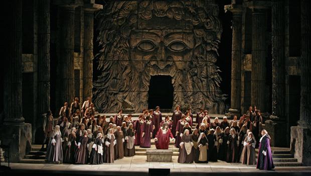 MET Opera 2016-17 Season: Idomeneo