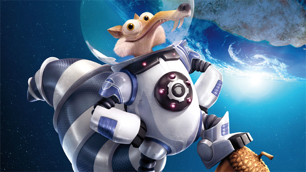 Ice Age: Collision Course 2D