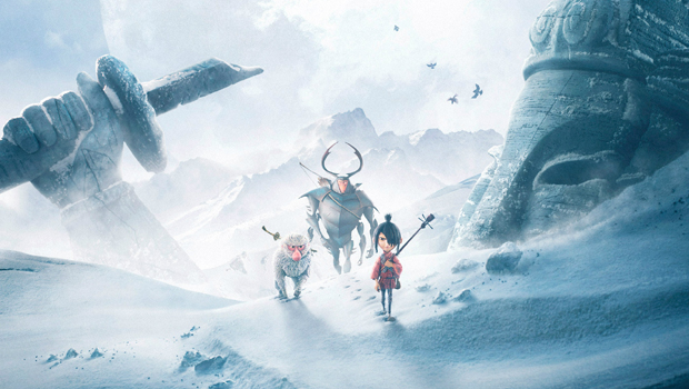 Kubo & The Two Strings 2D