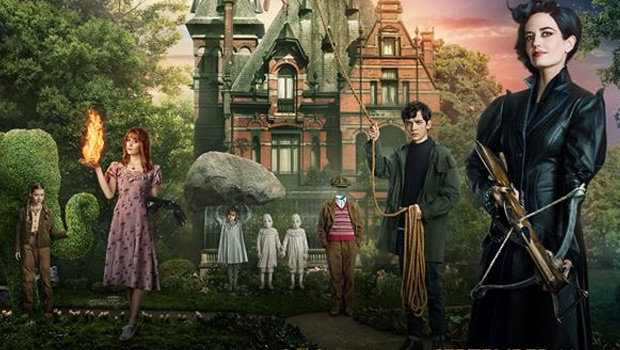 Miss Peregrines Home for Peculiar Children 2D