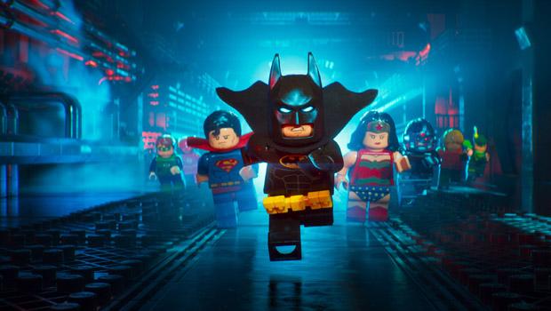 The LEGO Batman Movie 2D