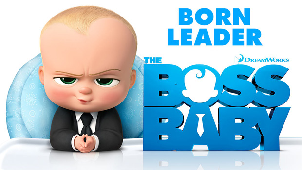 The Boss Baby 2D