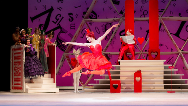 Royal Ballet 2017/18: Alice's Adventures in Wonderland