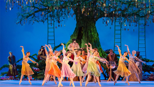 Royal Ballet 2017/18: A Winters Tale
