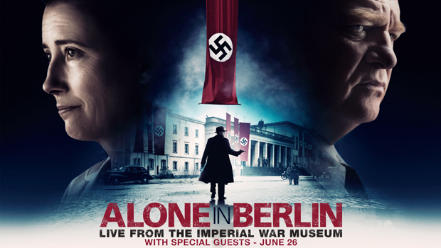 Alone in Berlin Live