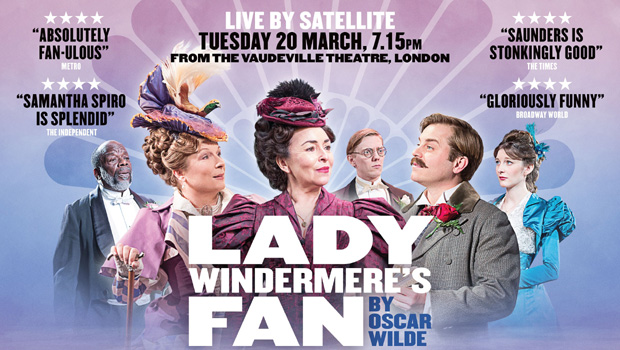 Oscar Wilde Season: Lady Windermere's Fan