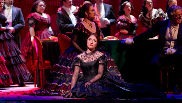 Royal Opera House 2018/19: La Traviata