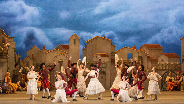 Royal Ballet 2018/19: Don Quixote