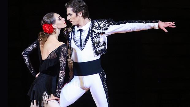 Bolshoi Ballet Season 2018-19: Carmen Suite/Petrushka