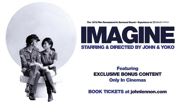 John and Yoko's 'Imagine'