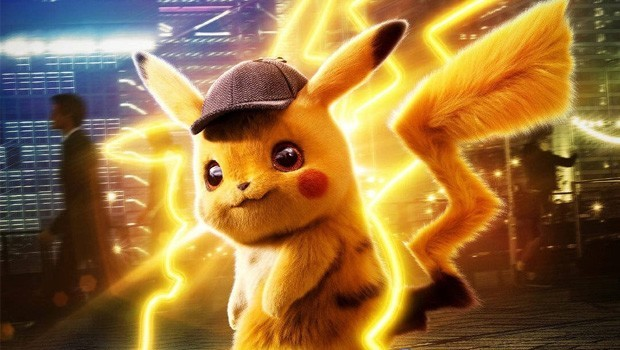 Detective Pikachu 2D