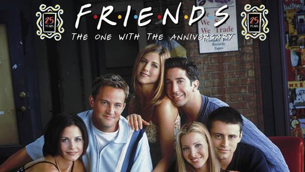 Friends 25: The One With The Anniversary #1