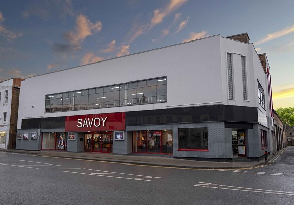 New Savoy Front