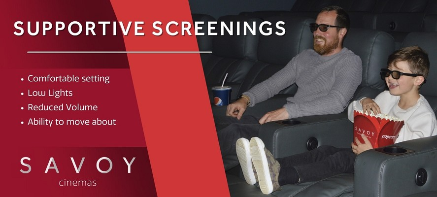 Supportive Screenings