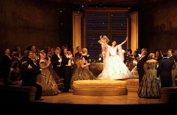 ROH La Traviata 2021-22 Season