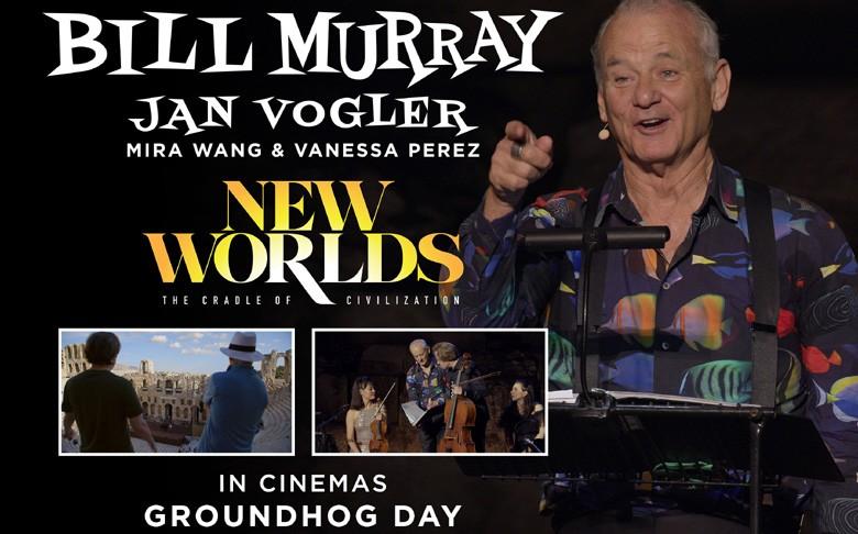 Bill Murray's New World