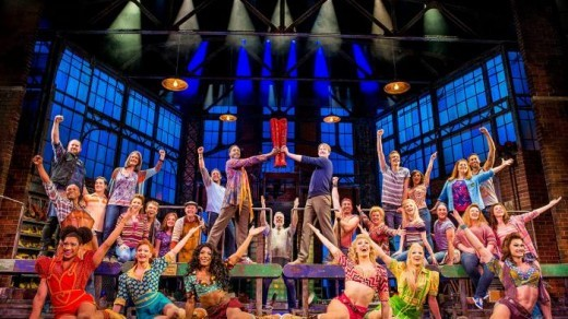 Kinky Boots The Musical Image