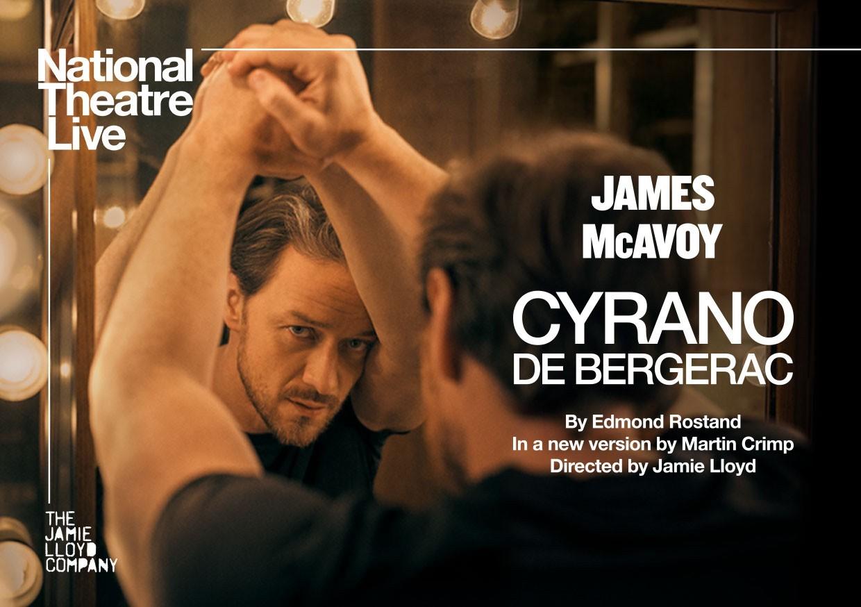 NT LIVE: Cyrano De Bergerac Image