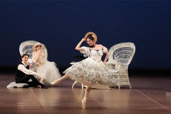 Bolshoi: The Lady of the Camellias Image