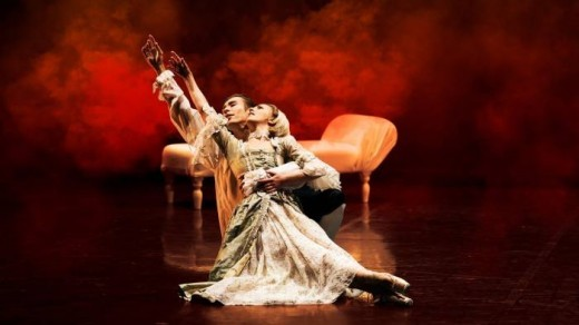 Northern Ballet: Dangerous Liasons Image