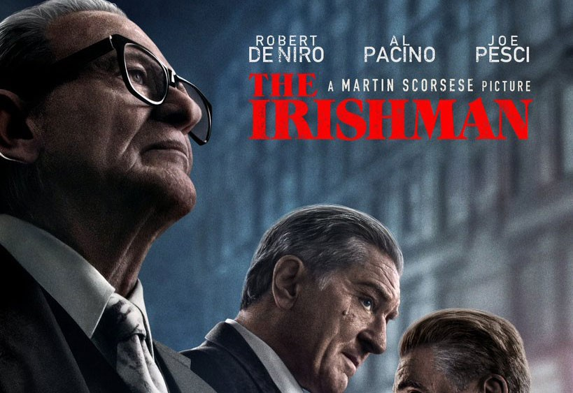 The Irishman - Live Gala Preview from London Film Festival Image