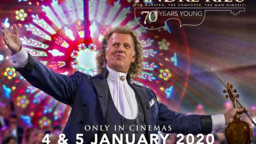 Andre Rieu 70 Years Young Image